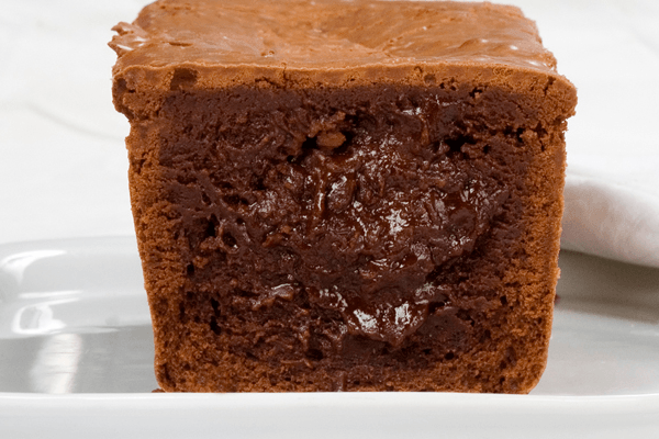 Brownies with Traditional Epiros Concentrated Butter