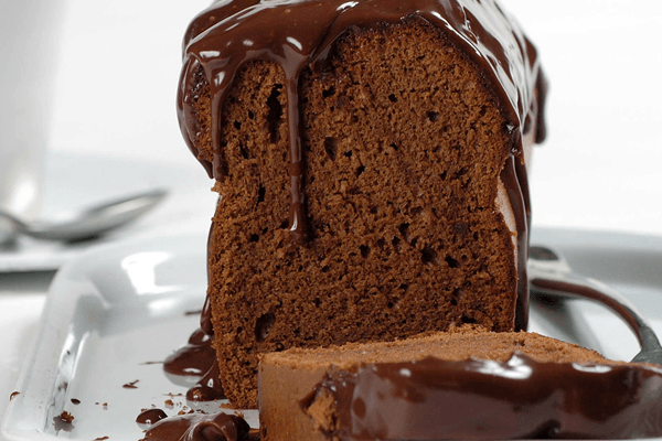 Chocolate Cake with Traditional Greek Butter