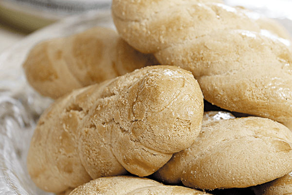 Mastic - Scented Greek Butter Biscuits