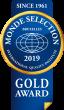 Monde Selection - Gold Quality Award 2019 (Blue version)