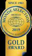 Monde Selection - Gold Quality Award 2019