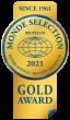 Monde Selection - Gold Quality Award 2021
